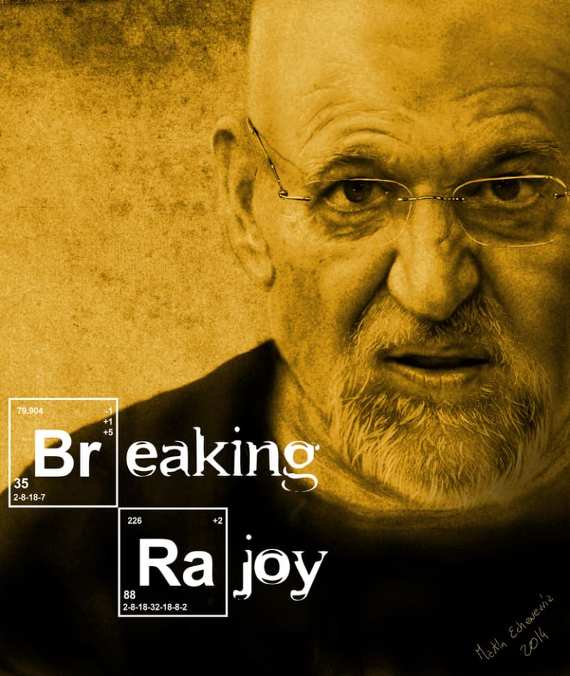 Mariano Rajoy, Breaking Bad 3
