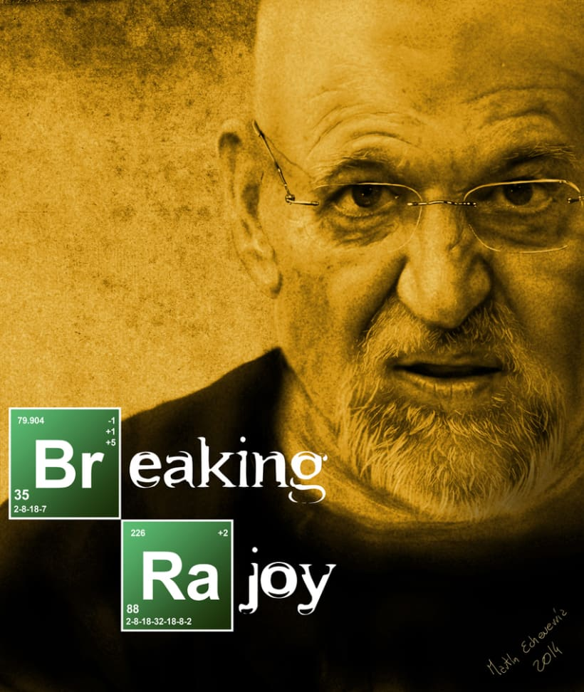 Mariano Rajoy, Breaking Bad 5