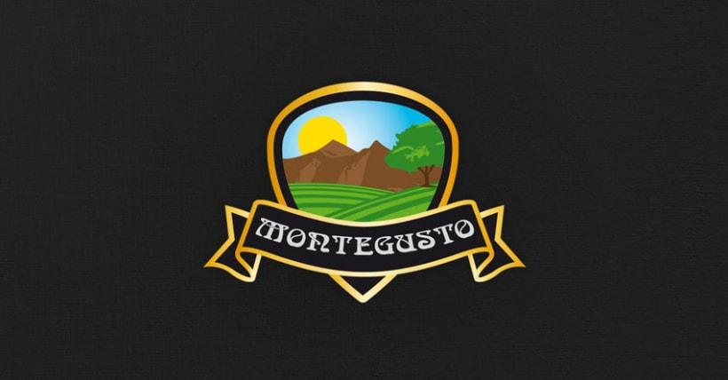 Creacion de logo para Montegusto 0