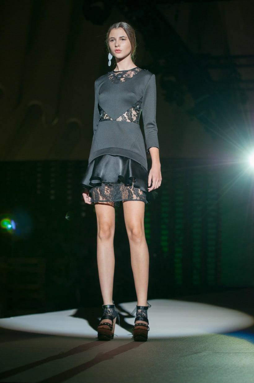 Moda. Valencia Fashion Week. -1