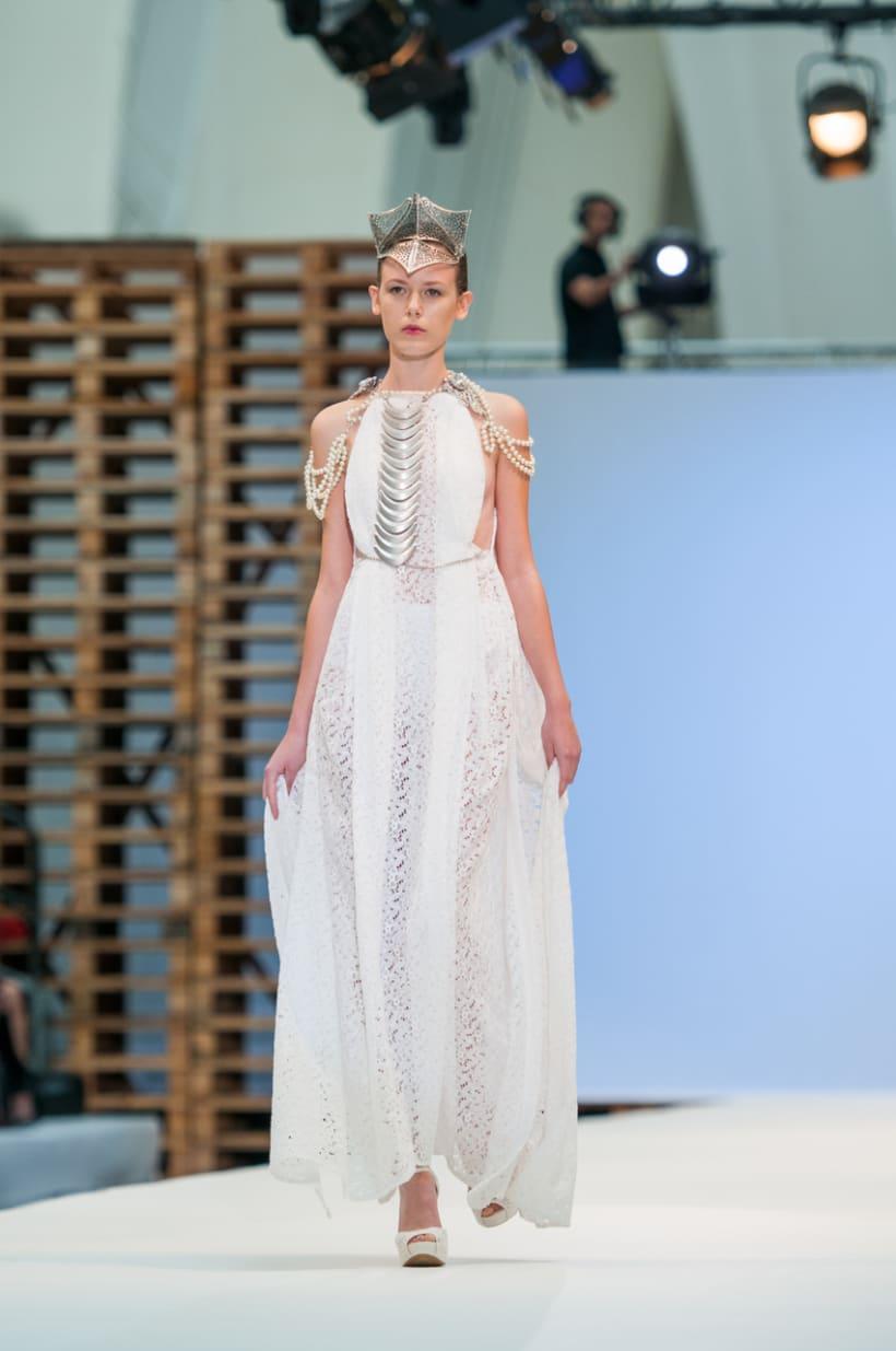 Moda. Valencia Fashion Week. 0