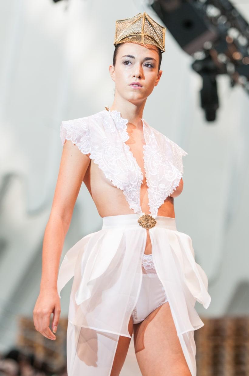 Moda. Valencia Fashion Week. 1
