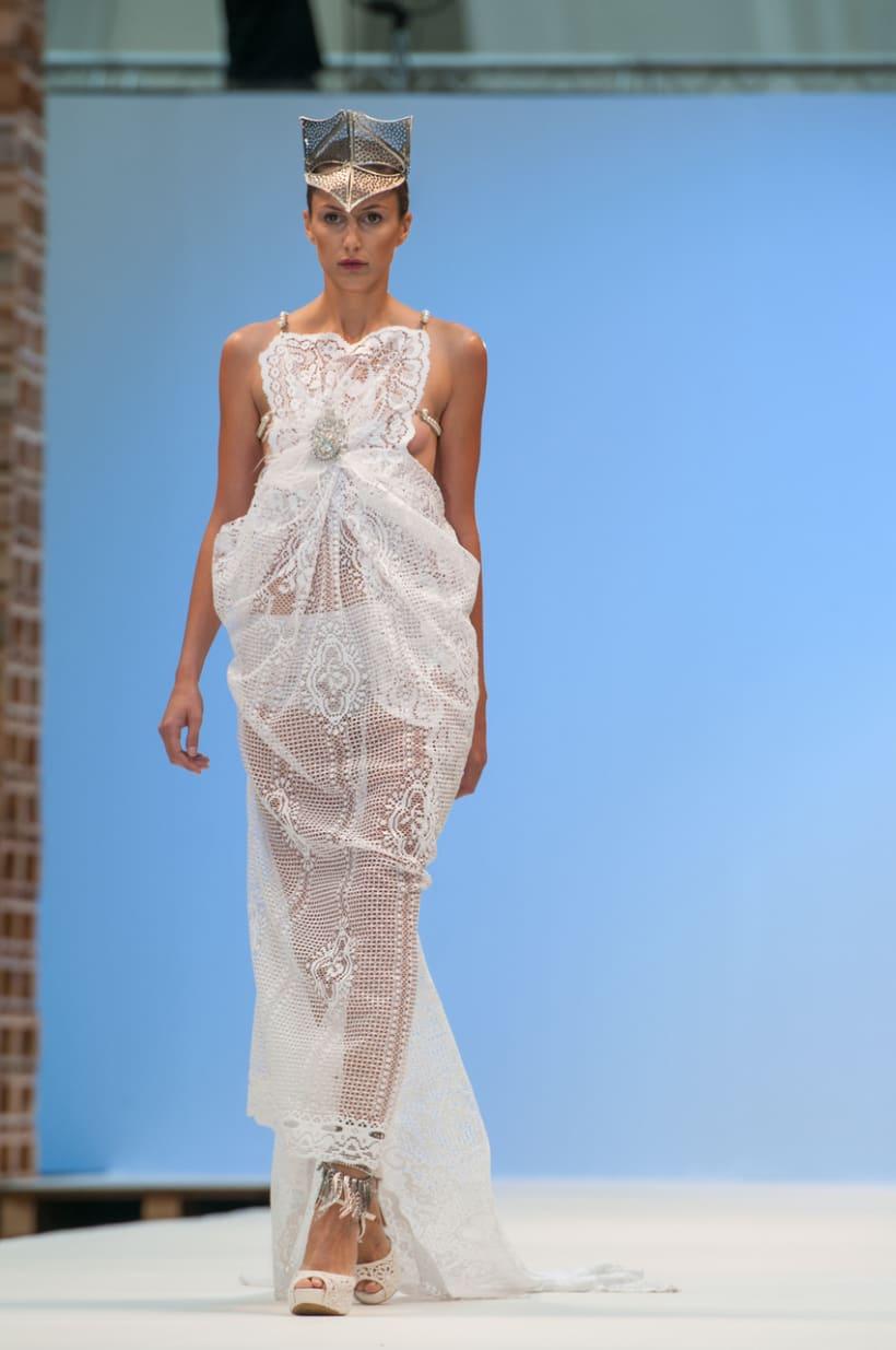 Moda. Valencia Fashion Week. 4