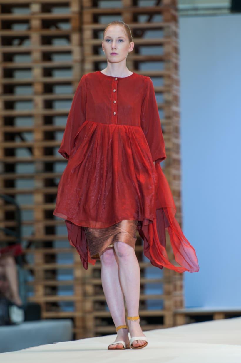 Moda. Valencia Fashion Week. 6