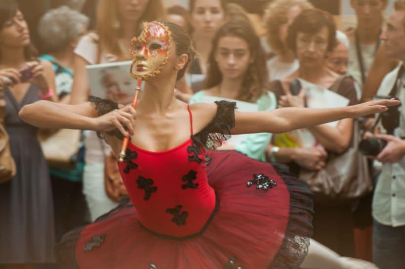 Moda. Valencia Fashion Week. 7
