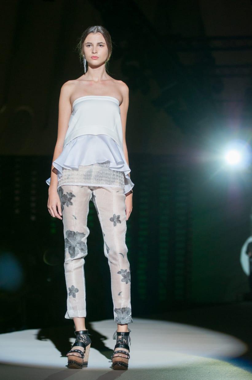 Moda. Valencia Fashion Week. 8