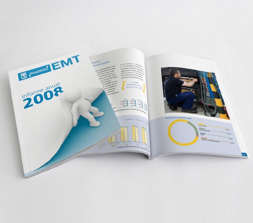 Informe Anual EMT 2008 0