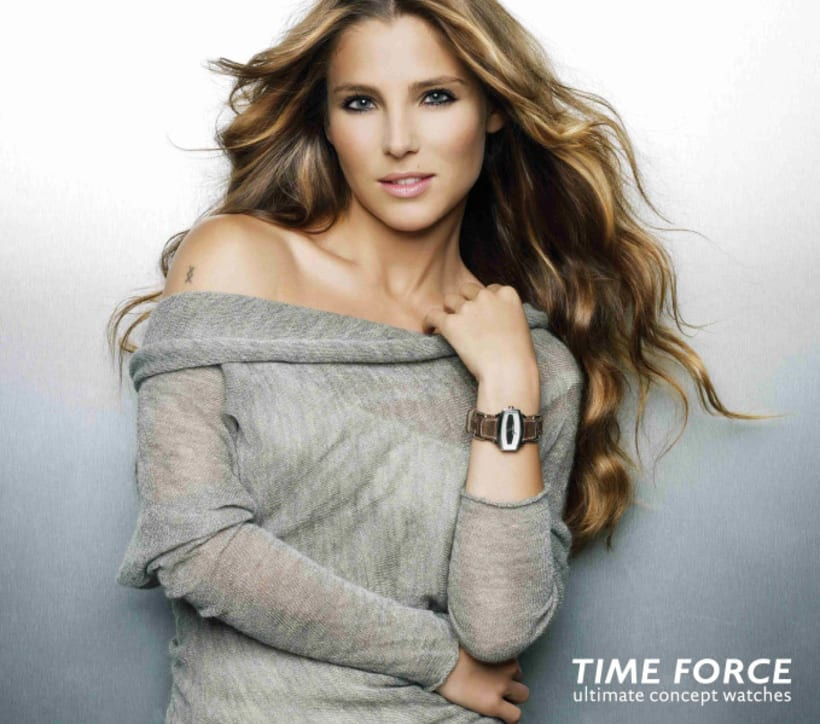 Time Force for Elsa Pataky 2