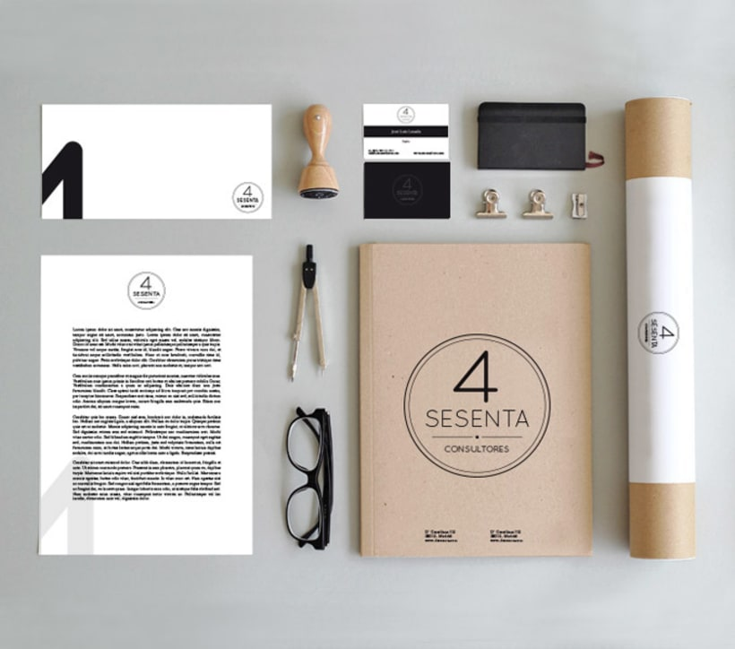 Branding 4 Sesenta Consultores 0