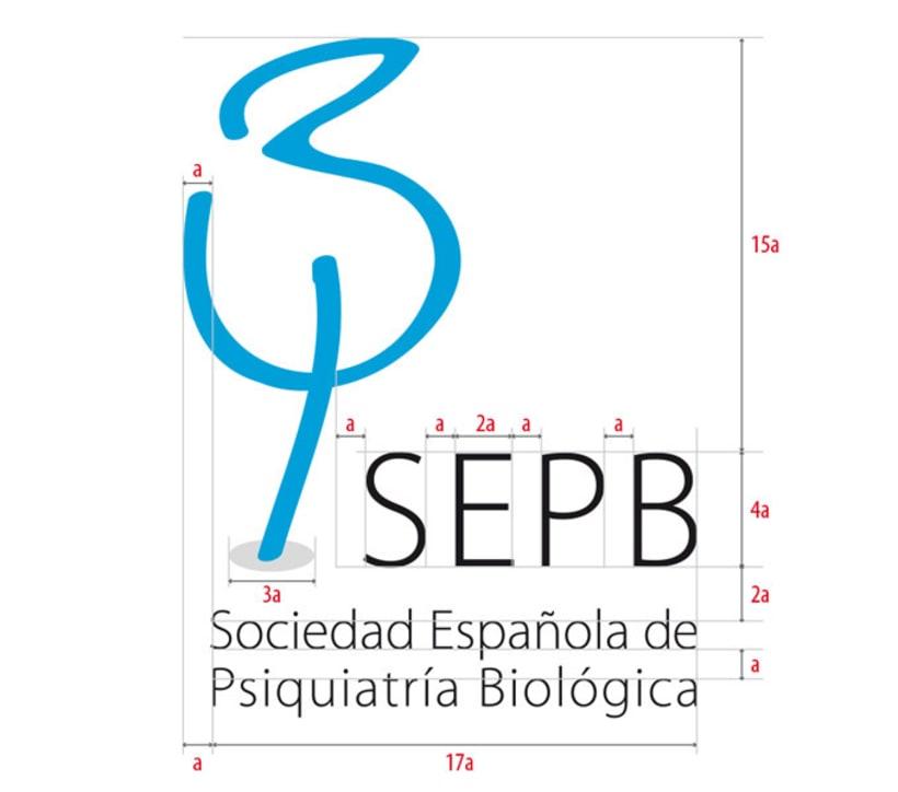 Branding Sociedad Española de Psiquiatría Biológica 1