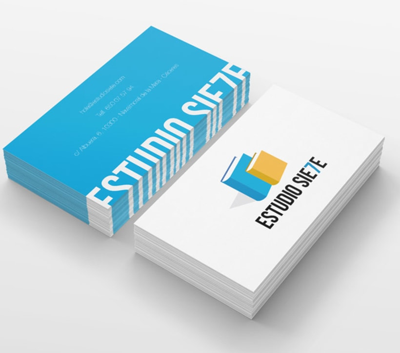 Branding Estudio Siete 0