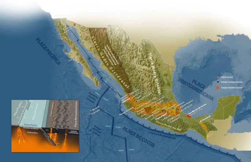 Volcanes de México, Quo Enero 2014 0