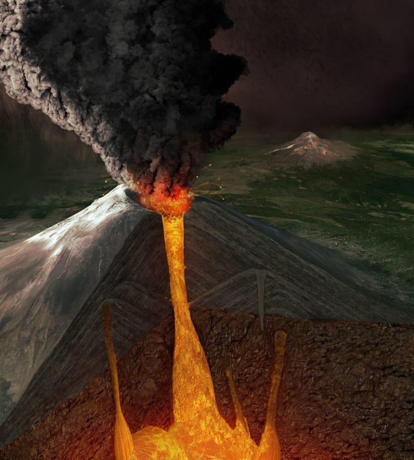 Volcanes de México, Quo Enero 2014 8