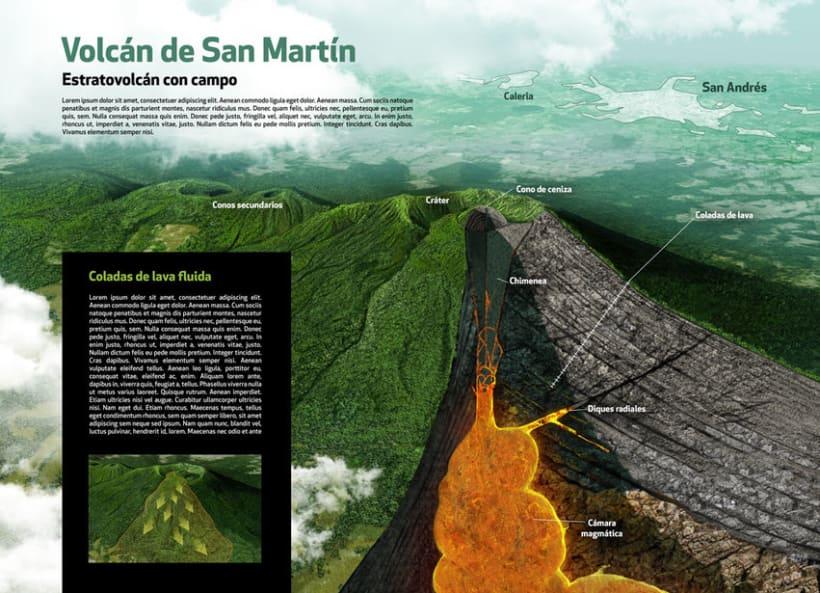 Volcanes de México, Quo Enero 2014 2