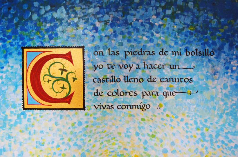 Mural Castillo.  0