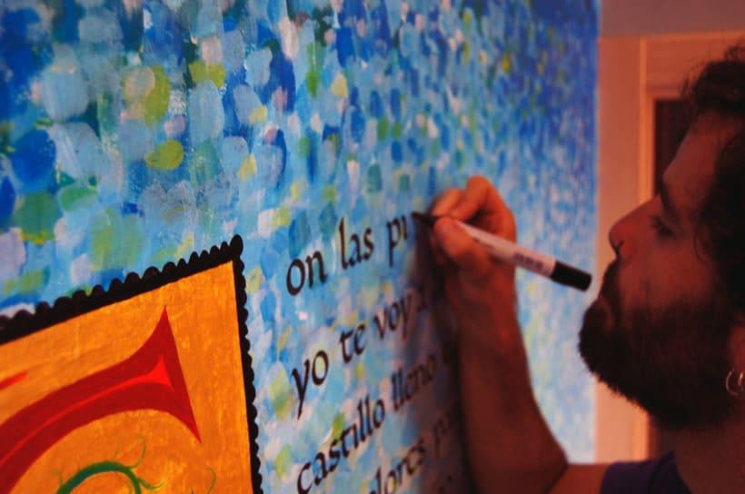 Mural Castillo.  7