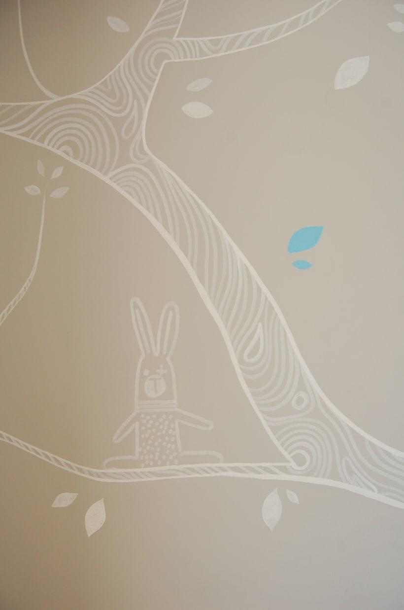 Mural infantil. 4