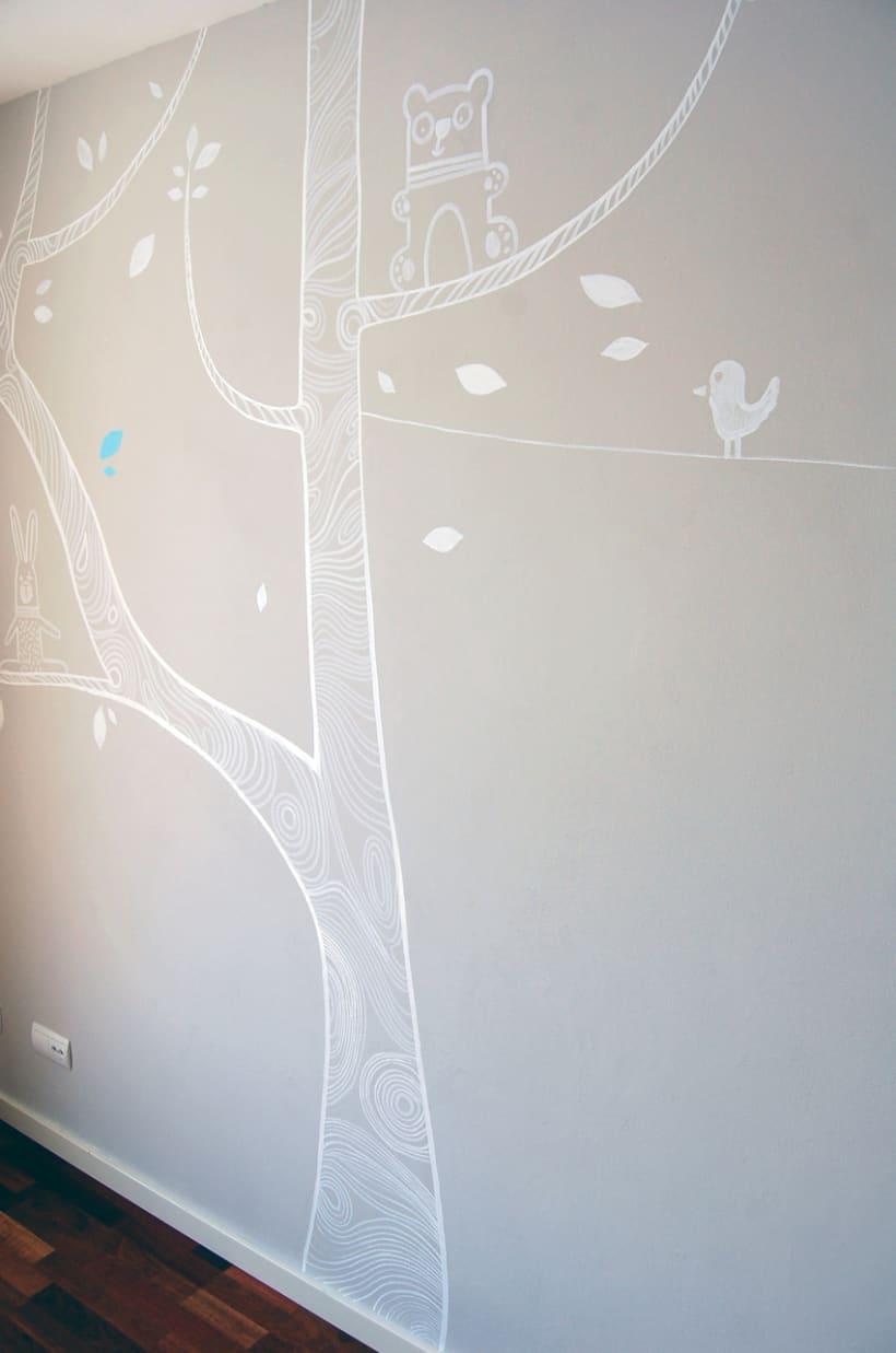 Mural infantil. 5