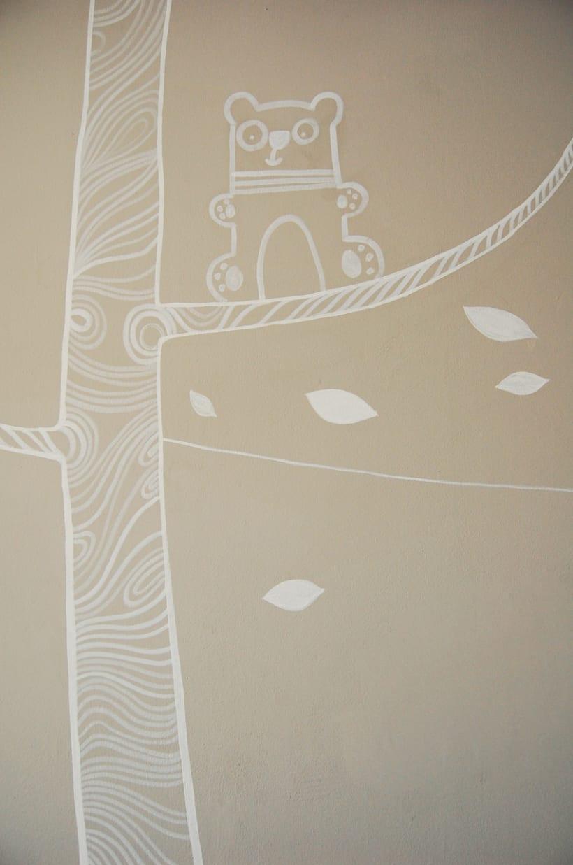 Mural infantil. 6