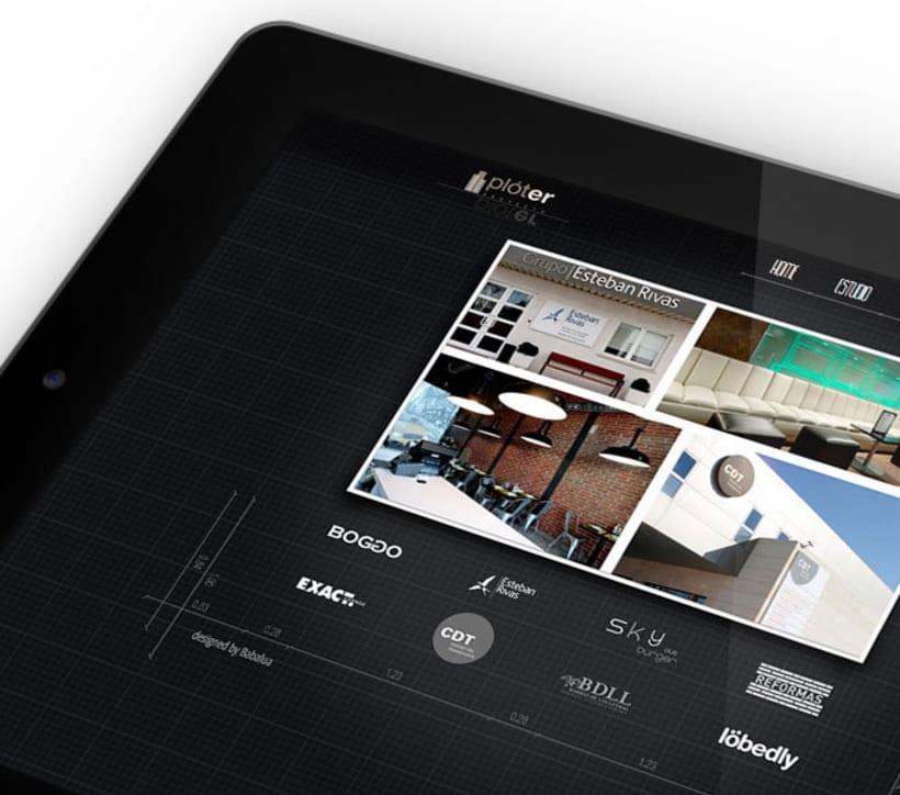 Diseño y Desarrollo web Ploter Proyecto -1
