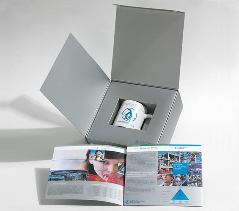Packaging BIS 1