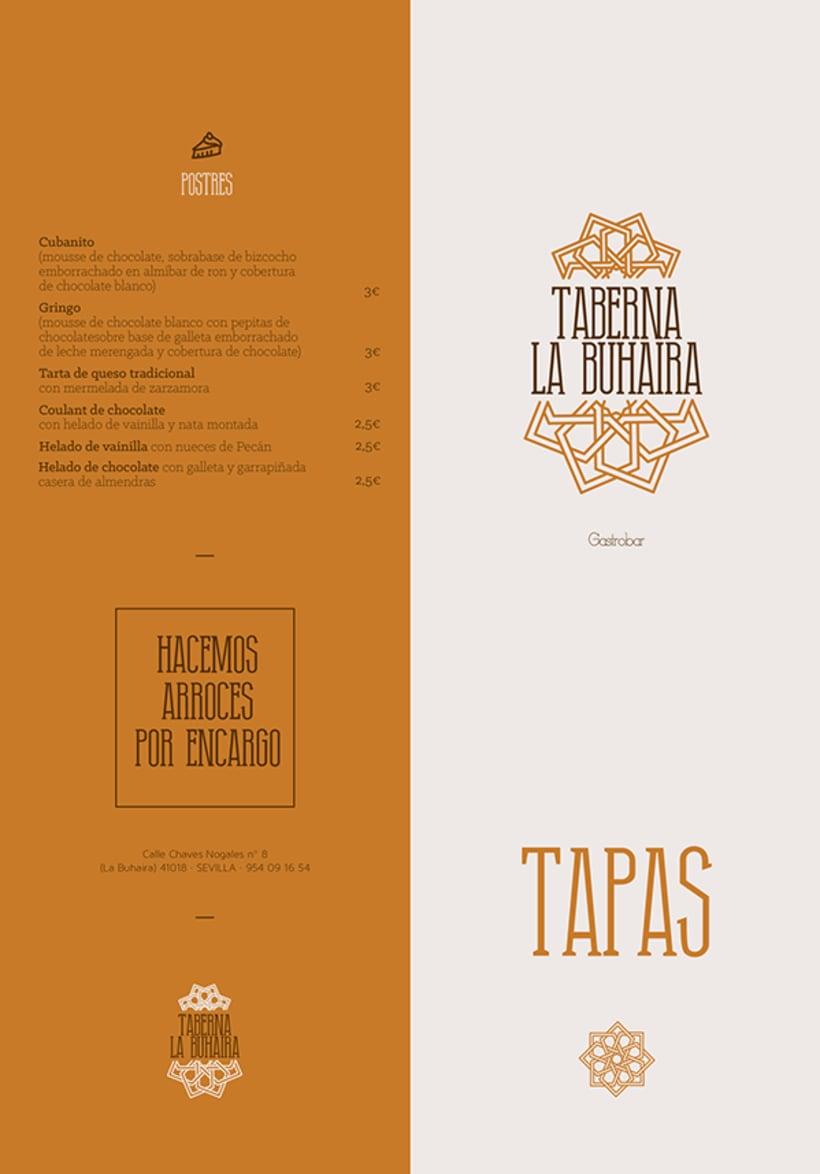 Taberna La Buhaira 1