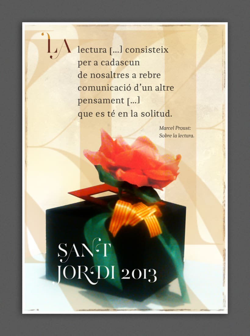 Sant Jordi 2013 -1