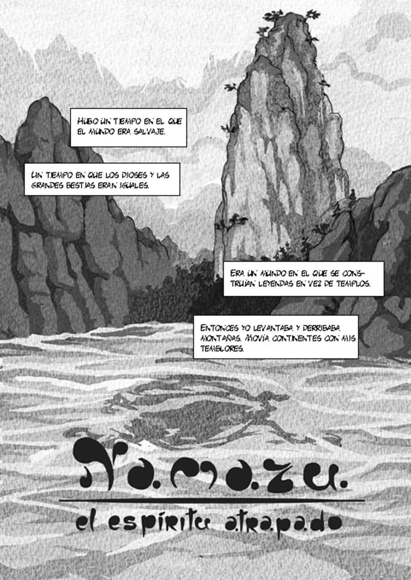 Comic - Namazu -1