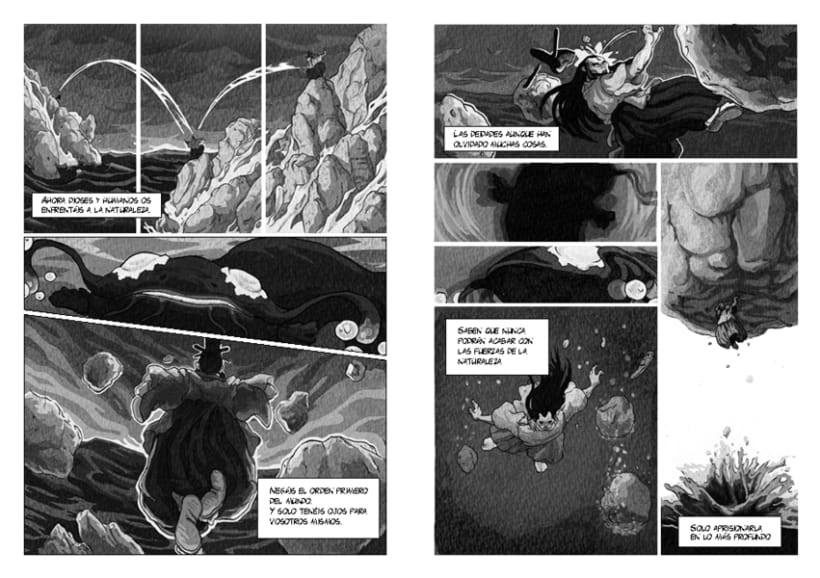 Comic - Namazu 1