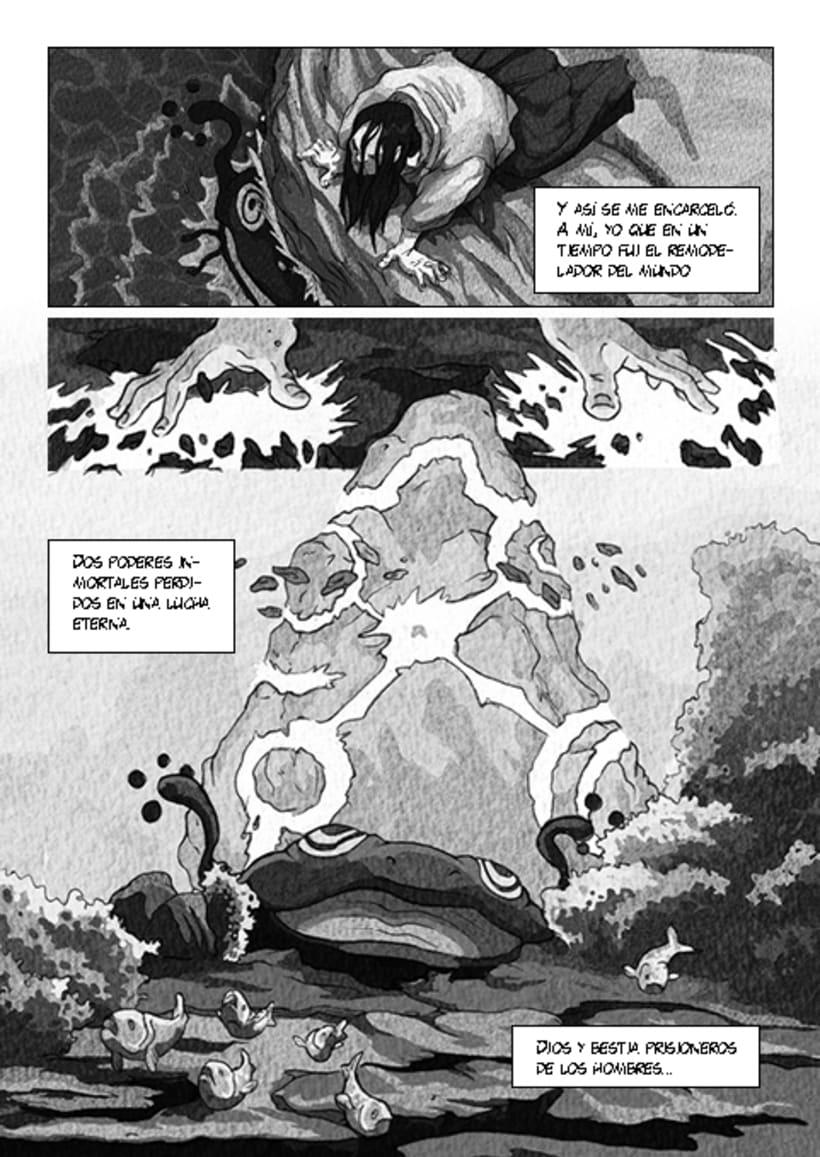 Comic - Namazu 2