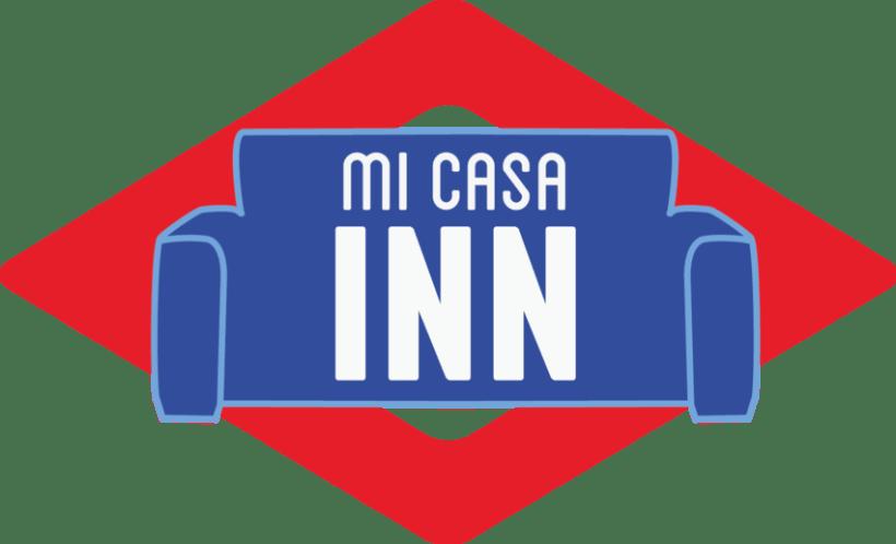 Logo Mi Casa Inn - Concurso Ceu -1