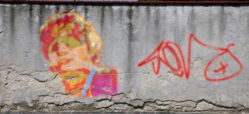 Graffiti,retoque creativo 0