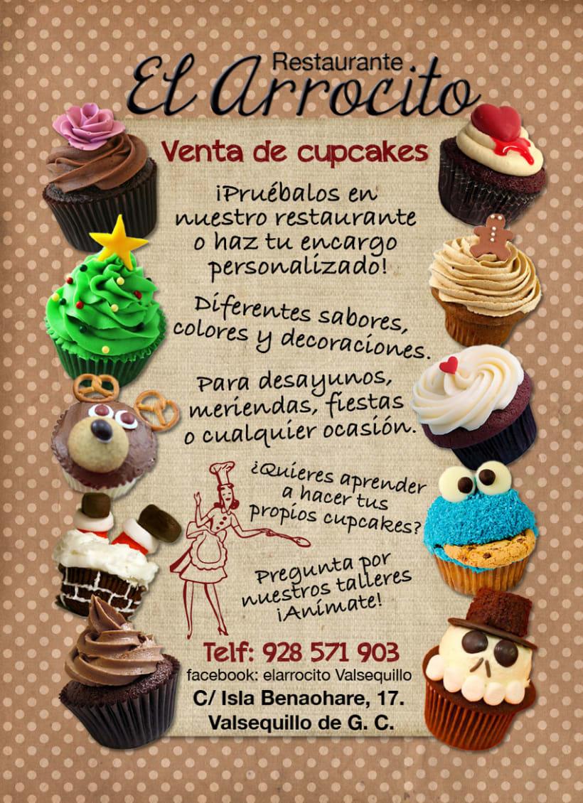Cupcakes! 1