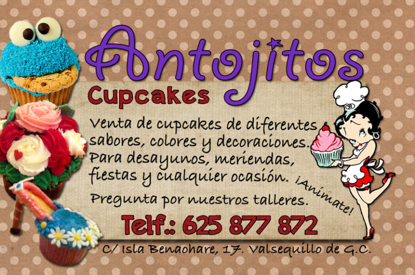 Cupcakes! 2
