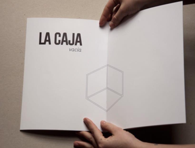 "DISEÑO EDITORIAL: Revista ""LA CAJA"" 2"