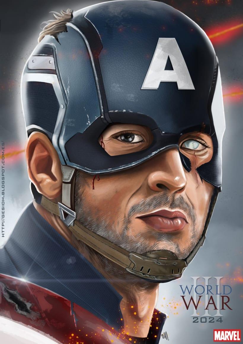 Captain America -1