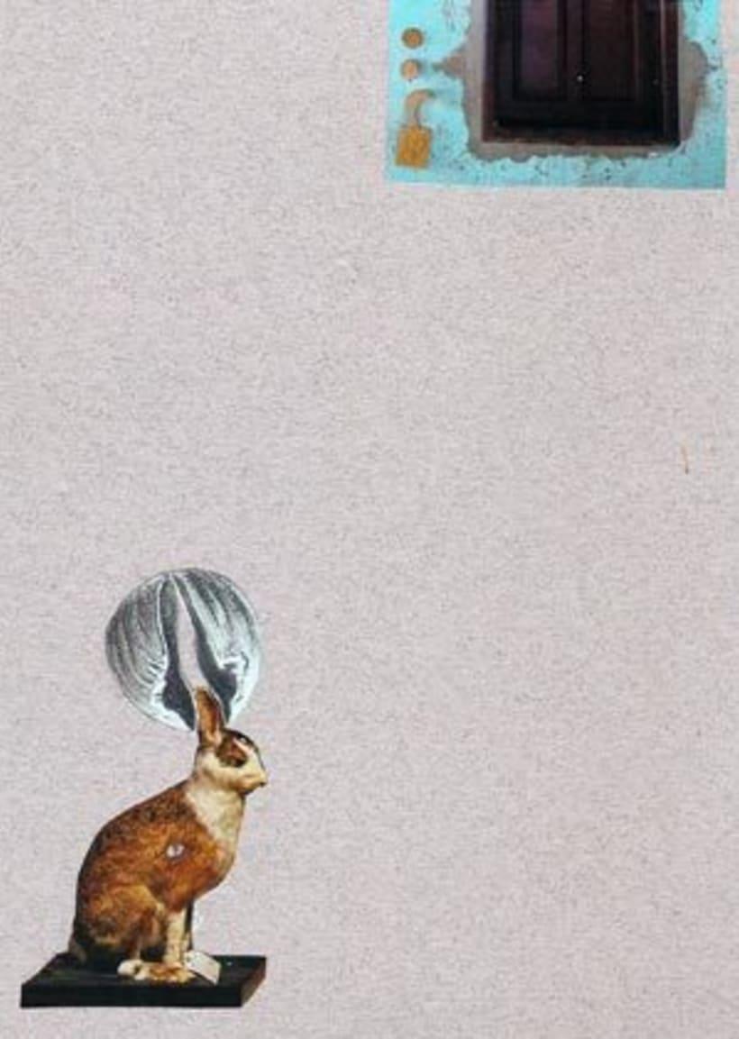COLLAGE: Postcards 2