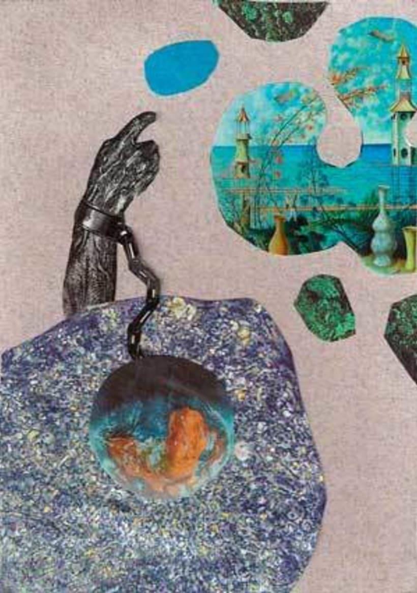 COLLAGE: Postcards 7