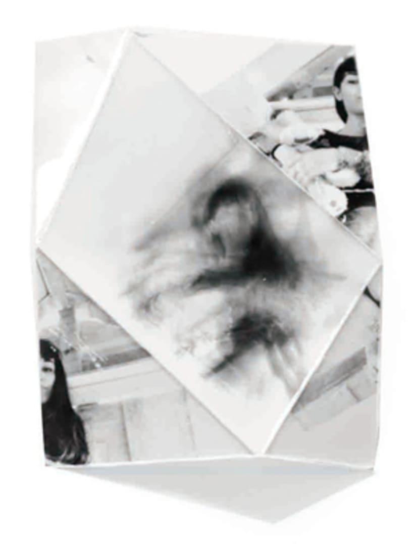 FOTOGRAFÍA ANALÓGICA: Distorsiones del pliegue 2