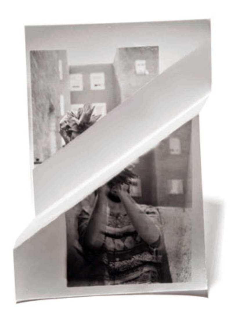 FOTOGRAFÍA ANALÓGICA: Distorsiones del pliegue 4