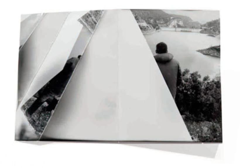 FOTOGRAFÍA ANALÓGICA: Distorsiones del pliegue 5