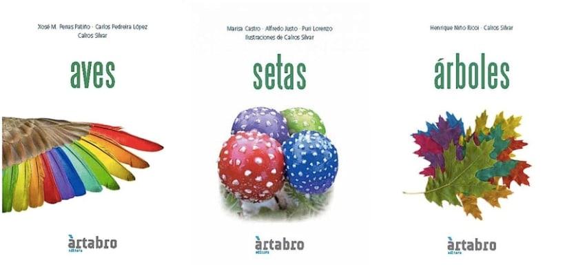 Marca para editorial galega Ártabro Editora 2