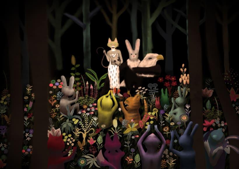 Teatro en el Bosque -1