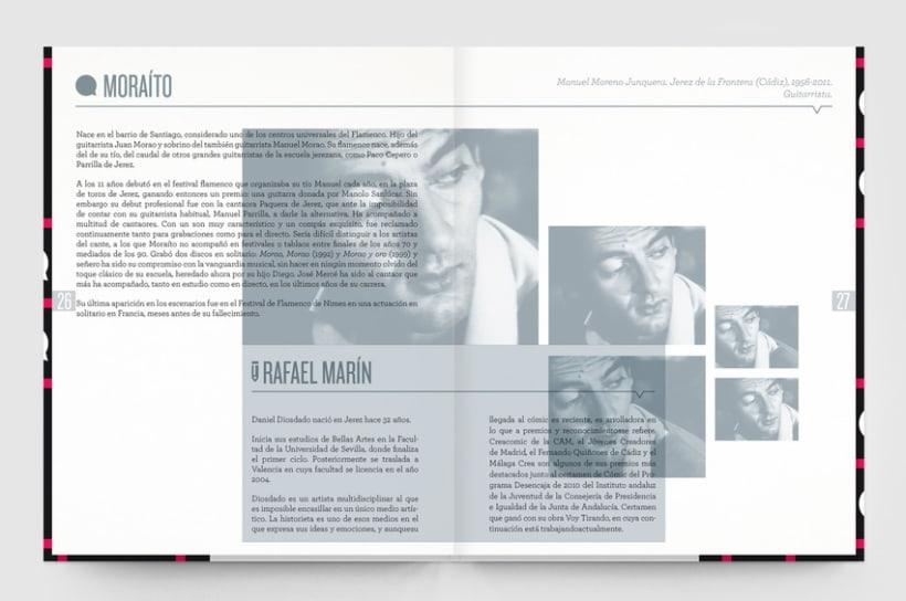 Tirititrán, tran, tran. Un libro sobre flamenco y cómic 2