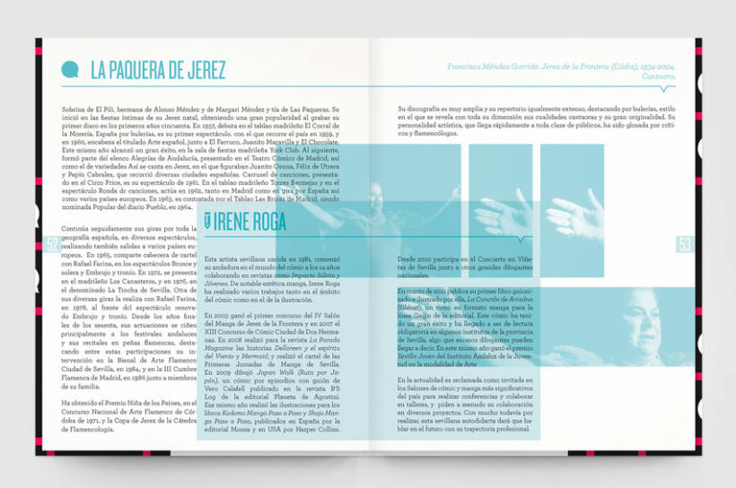 Tirititrán, tran, tran. Un libro sobre flamenco y cómic 3