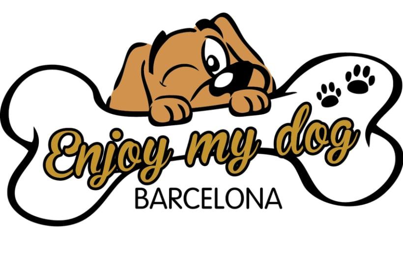 Imagen corporativa - ENJOY MY DOG 0