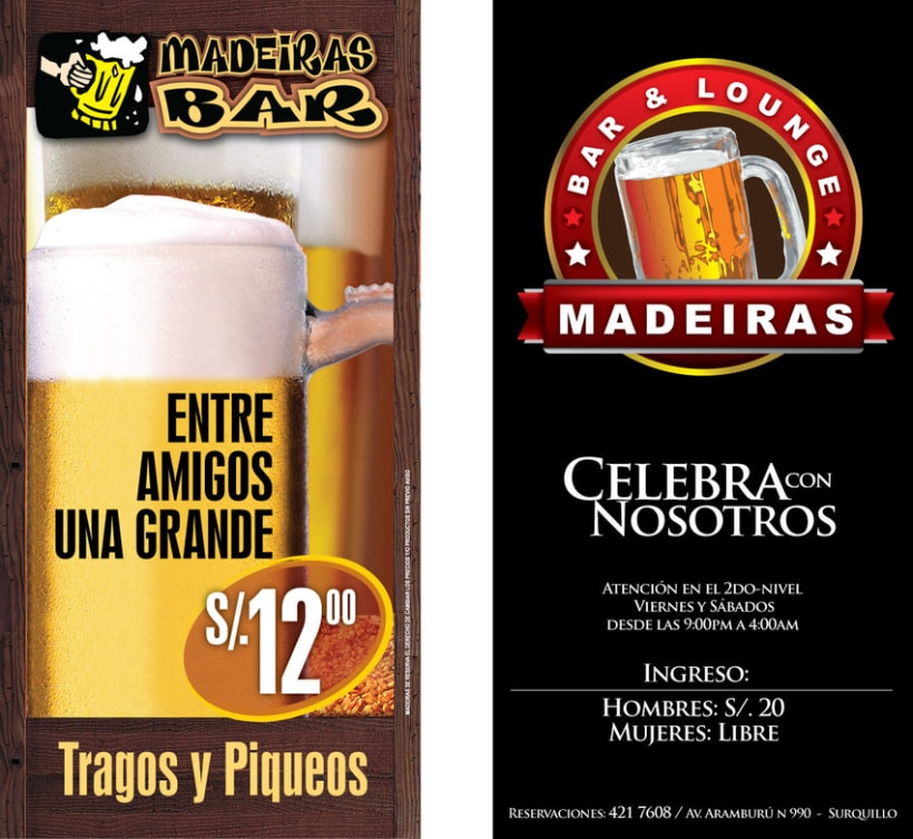 Lounge & Bar Madeiras 5