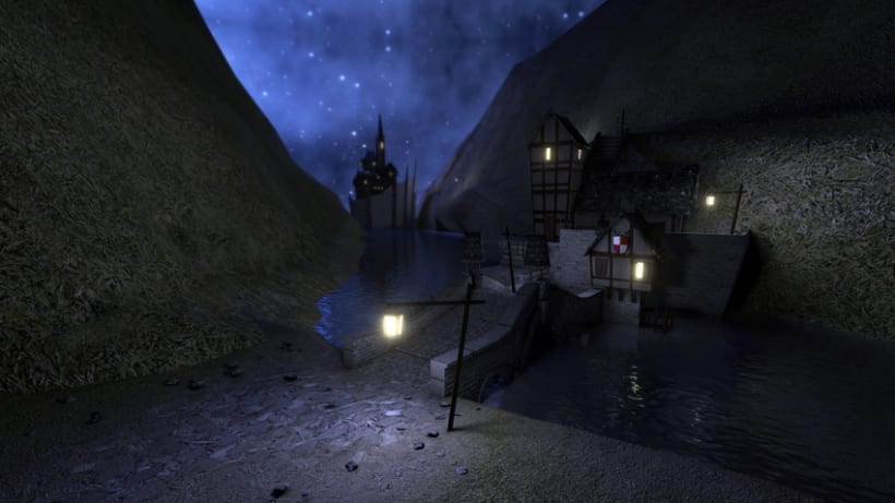 Modular Enviroment (trabajo postgrado videojuegos) 2