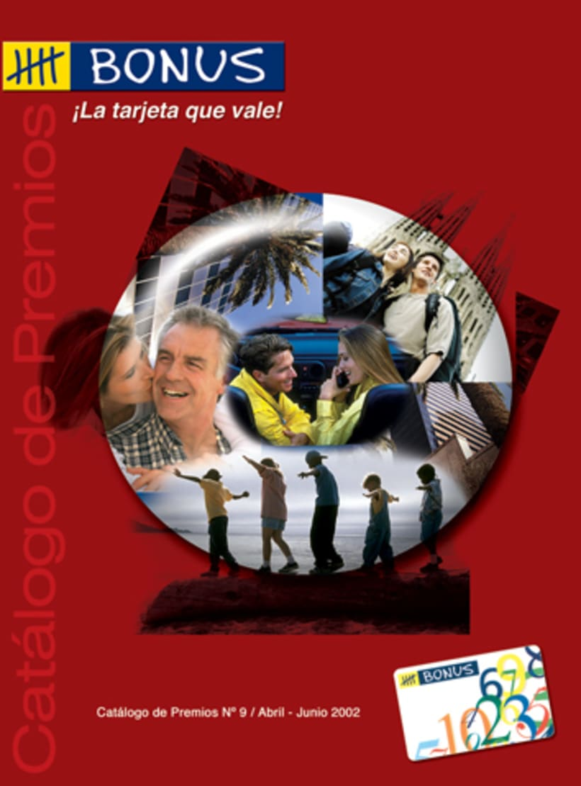 """Bonus"" - Revista de puntos 1"