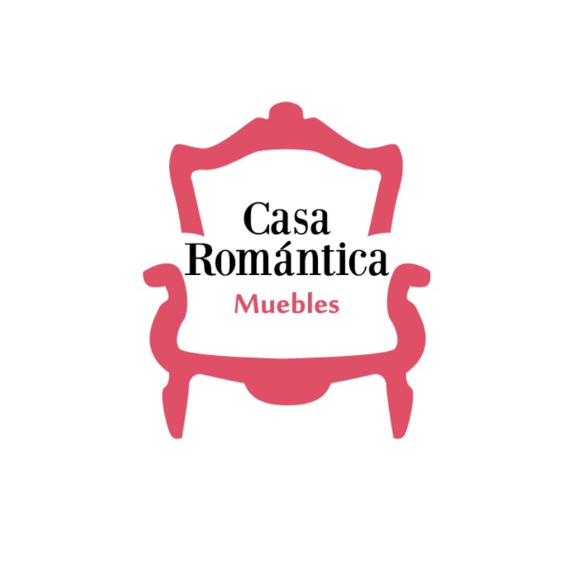Imagen Corportativa y Tienda Online - Casa Romántica 0
